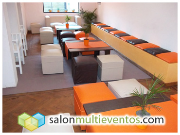SALON MULTIEVENTOS ABBY EVENTOS