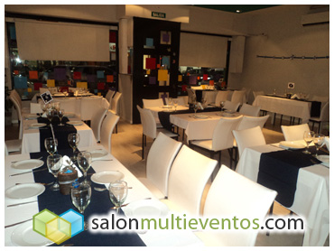 SALON MULTIEVENTOS ANDIAMO EVENTOS