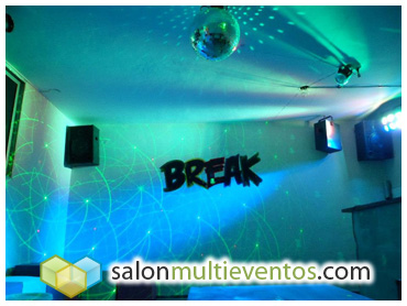 SALON MULTIEVENTOS BREAK EVENTOS
