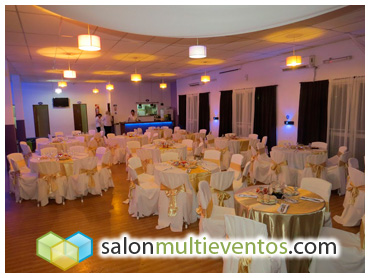 SALON MULTIEVENTOS CHOCOLATE EVENTOS