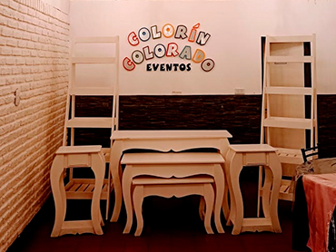 SALON MULTIEVENTOS COLORIN COLORADO.