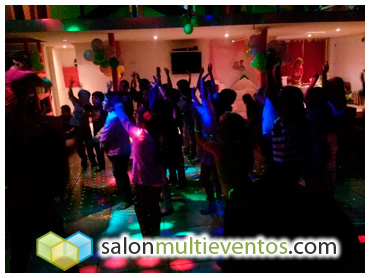 SALON MULTIEVENTOS EVENTOS CONSENTIDOS