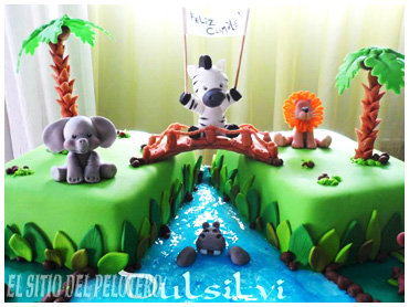 DulSil. Decoración de Tortas y Candy Bar