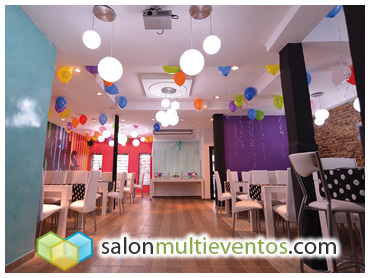 SALON MULTIEVENTOS GIRAKIDS EVENTOS.
