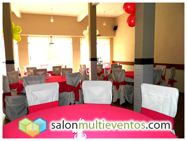 SALON MULTIEVENTOS ILUSIONES EVENTOS