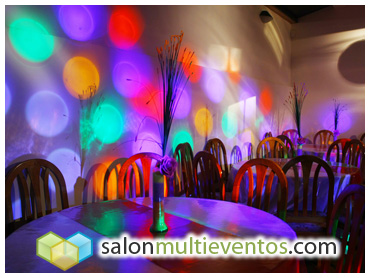 SALON MULTIEVENTOS MADIBA EVENTOS
