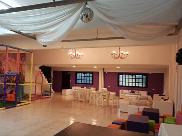 SALON MULTIEVENTOS MAGIC KINDER