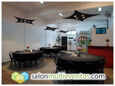 SALON MULTIEVENTOS MAKANAS