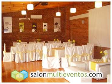 SALON MULTIEVENTOS MUBBA
