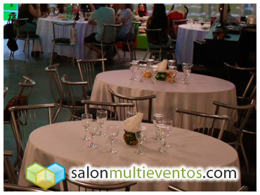 SALON MULTIEVENTOS ON FIESTAS y EVENTOS