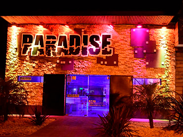 SALON MULTIEVENTOS PARADISE EVENTOS