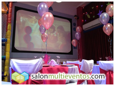 SALON MULTIEVENTOS PLAY TIME