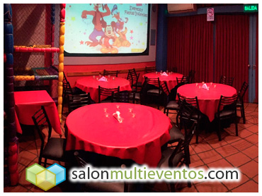 Salon multieventos play time salones multieventos en zona for Playtime salon