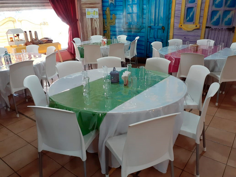SALON MULTIEVENTOS SALOON KID