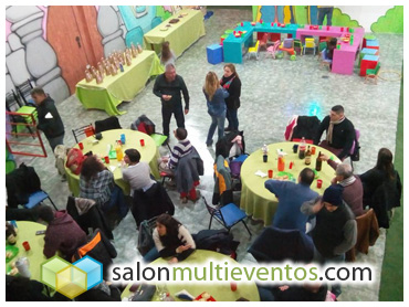 SALON MULTIEVENTOS TIKI TAKA EVENTOS