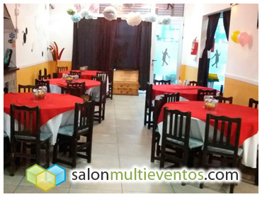 SALON MULTIEVENTOS WILLY WONKA EVENTOS