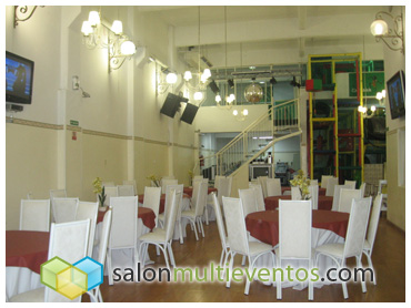 SALON MULTIEVENTOS ZAMBALELE EVENTOS